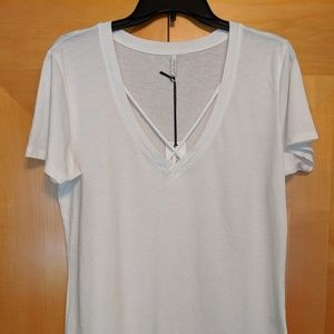 Z Supply White T-SHIRT